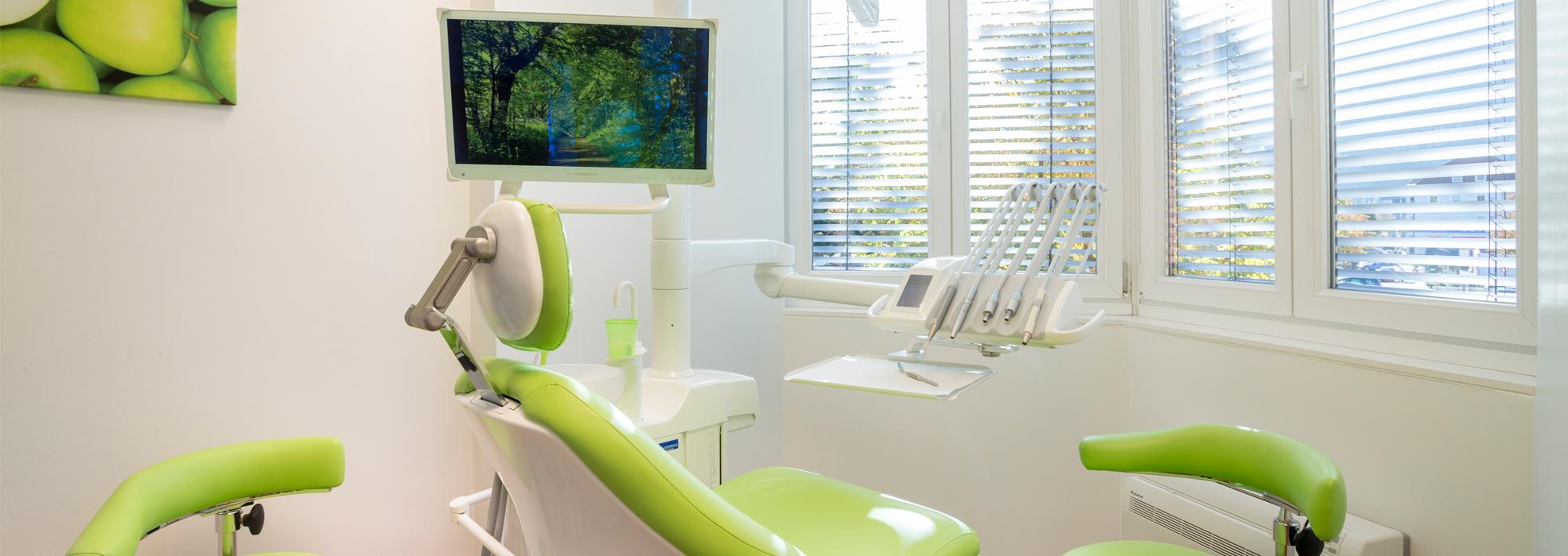 Zahnarztpraxis <br />DDr. Otmar Gomille